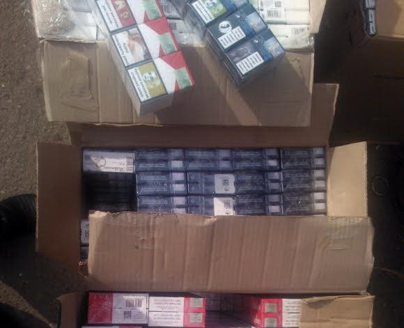 На Львовщине подделывали сигареты известных брендов