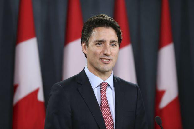 В Украину приедет премьер Канады