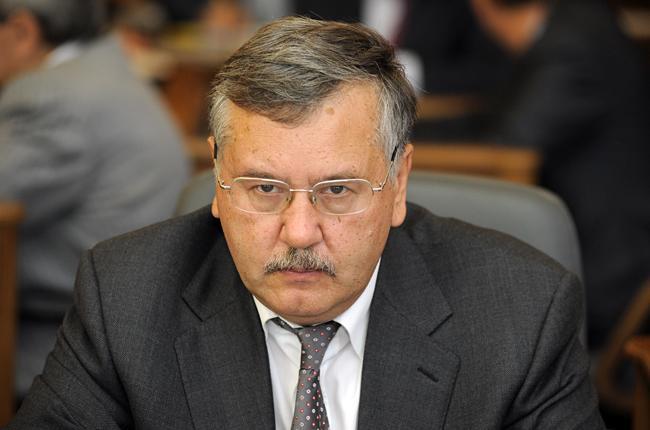 Анатолий Гриценко указал на грубые ошибки Надежды Савченко