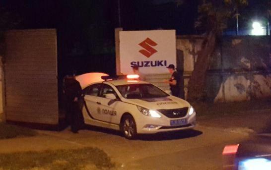 СМИ: В Киеве на предприятии неизвестные устроили стрельбу