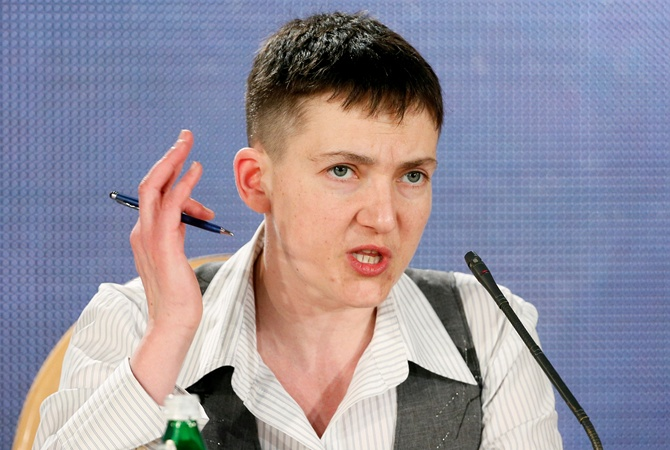 Предоставление Украине оружия может привести к Третьей мировой войне, — Савченко (ВИДЕО)