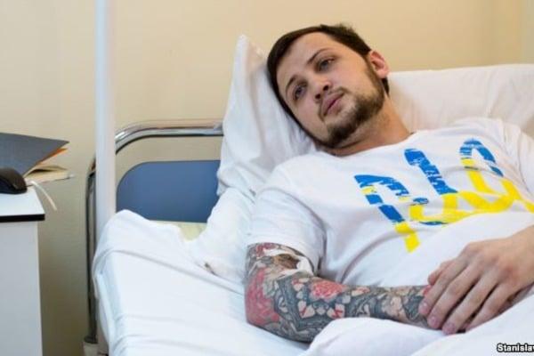 Перевоспитал: Афанасьев рассказал, как в российской колонии заключенные пели гимн Украины