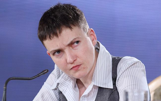 Савченко не смущают обвинения Тимошенко в коррупции, ибо «кто не коррупционер»