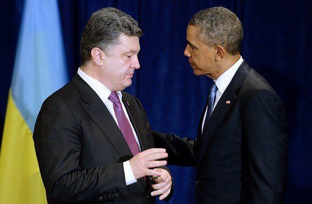 Порошенко и Обама встретятся на саммите НАТО