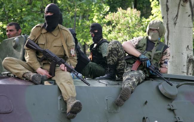 Под Мариуполем задержаны 8 боевиков: подробности