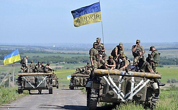 В Минске договорились об отводе войск сторон на 2 километра от линии разграничения на Донбассе
