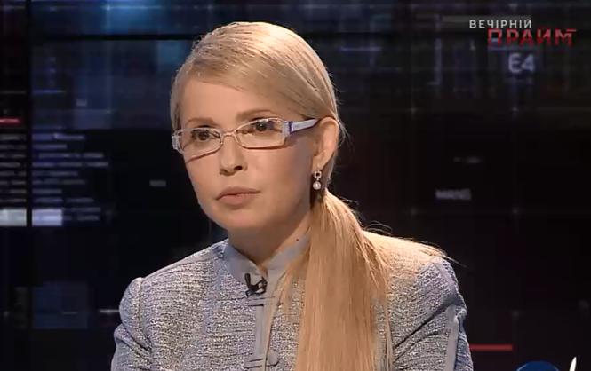 Савченко надо разобраться в политике — Тимошенко