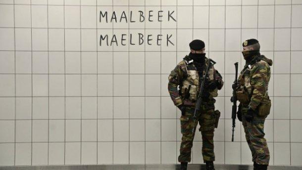 В Бельгии опасаются новых терактов: задержали дюжину подозрительных лиц