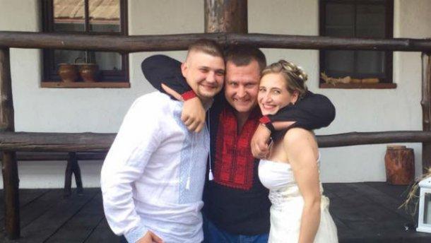 Ярош выдал дочь замуж – появились фото со свадьбы