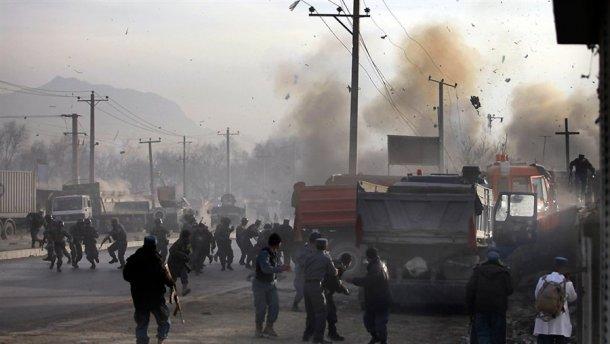 Теракт в Афганистане: погибли 14 иностранцев
