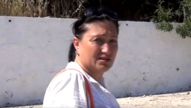 Это ужас, все развалено, — москвичка зареклась еще раз приехать в Крым (ВИДЕО)
