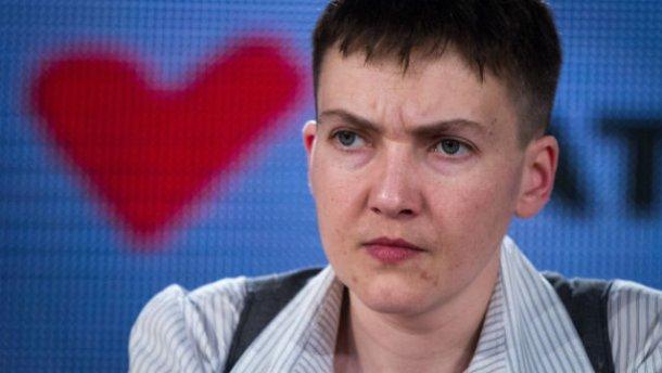 Савченко на сессии ПАСЕ сорвала овации