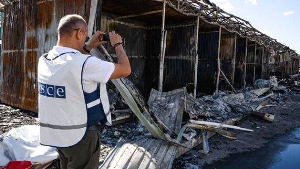 В ОБСЕ сообщили о необычной находке на Донбассе