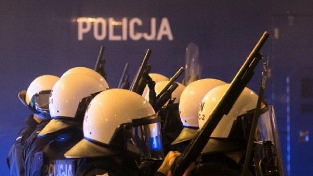 Поляки поймали преступную группу украинцев