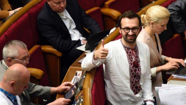 Лещенко резко ответил на угрозы исключить его из фракции
