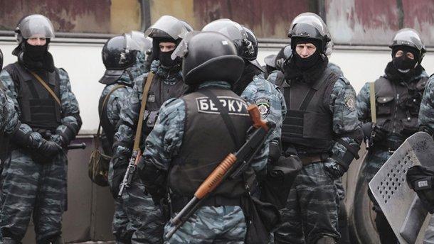 ГПУ задержала четырех беркутовцев, подозреваемых в расстрелах Майдана