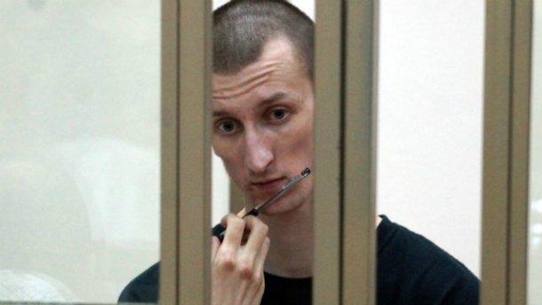 Политзаключенному Кольченку навязывают российское гражданство