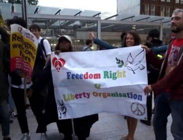 В Лондоне состоялся протест против результатов референдума (ФОТО, ВИДЕО)