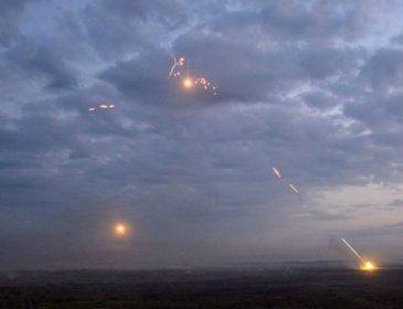 Обострение на Луганщине: есть раненые военные