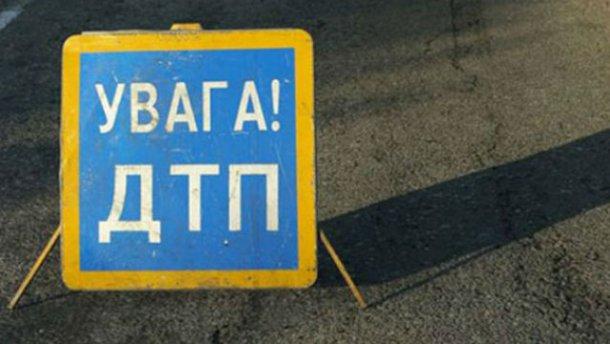 ВАЗ сбил пятерых детей на Прикарпатье: много раненых