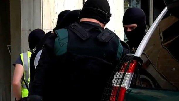Украинского мафиози задержали в Испании