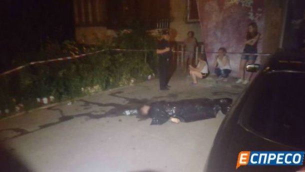 Жестокое убийство: в Киеве расстреляли мужчину
