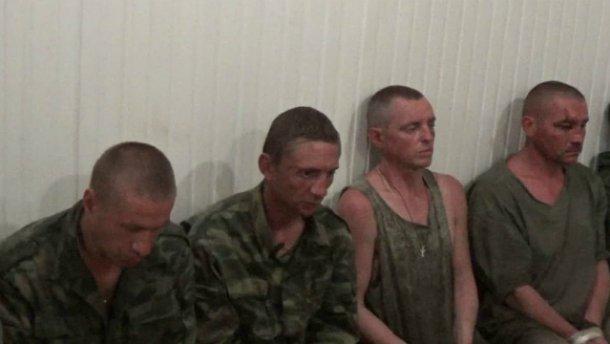 СБУ впервые показала лицо пленных террористов: у них было четкое задание (ВИДЕО)