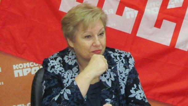 Суд избрал меру пресечения для коммунистки Александровской
