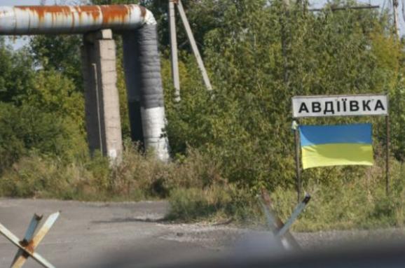 В районе Авдеевки диверсанты пытались проникнуть в тыл сил АТО