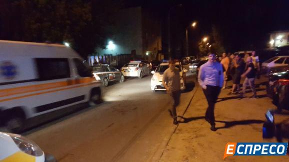 Стало известно, кем был застреленный в Киеве мужчина (ФОТО)