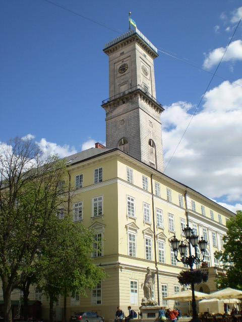 Во Львовской городской раде сегодня «горячо» (ВИДЕО)