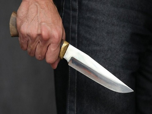 Во время пьянки мужчина подрезал кухонным ножом свою гостью
