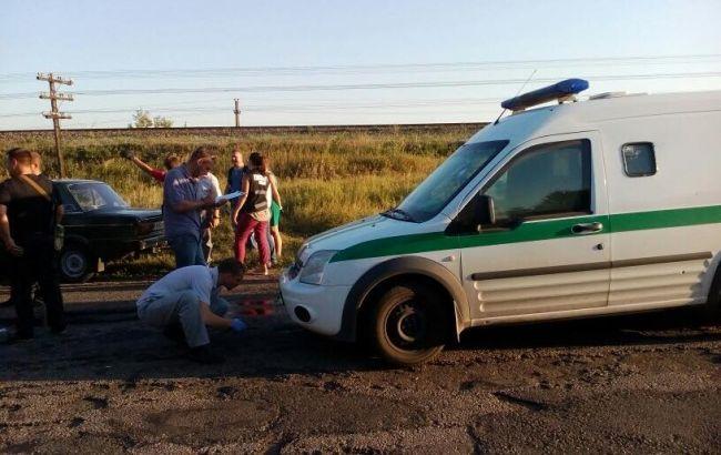 Под Запорожьем обстреляли инкассаторов «Ощадбанка», есть погибший