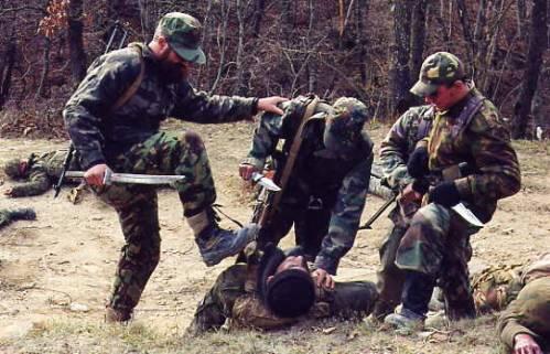 Боевики режут друг друга – будни в зоне АТО