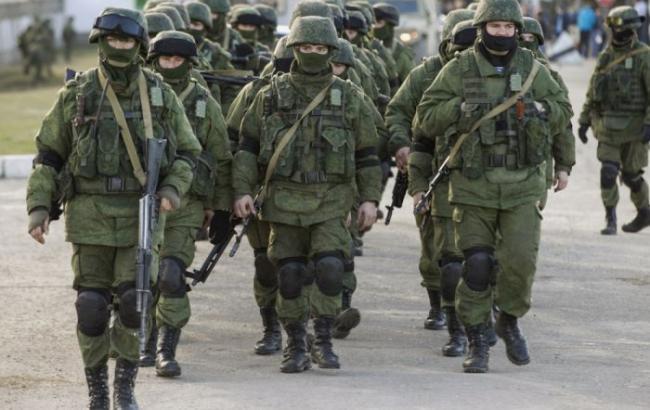 Разведка сообщает о 6 погибших и 7 раненых военных РФ на Донбассе