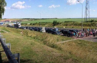 Иностранец, который сбил трех людей во время блокады украино-польской границы, отказывается комментировать свои действия