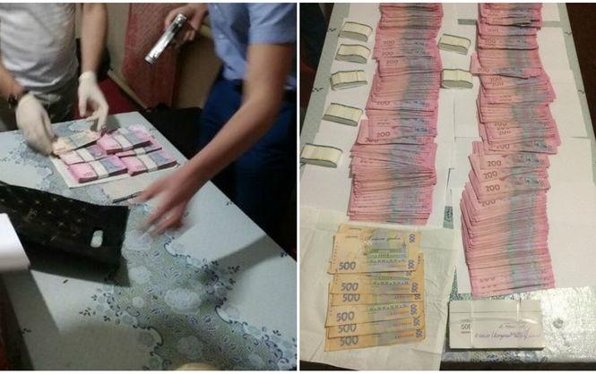 На Полтавщине СБУ поймала «на горячем» прокурора-взяточника (ВИДЕО)