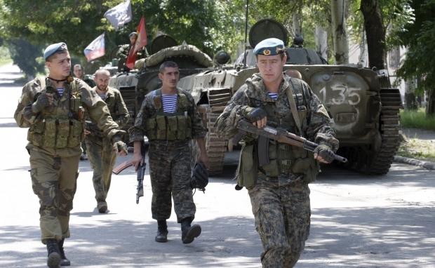 За сутки российские оккупанты осуществили 63 обстрела сил АТО — штаб