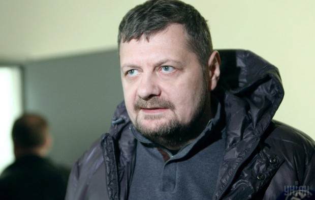 Мосийчук попал в ДТП и раскритиковал полицию