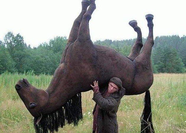 Верните деду лошадку