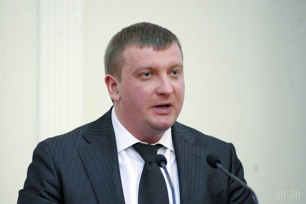 Министр юстиции озвучил собственную версию убийства журналиста Шеремета