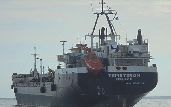 Среди задержанных в Ливии моряков есть пять украинцев — МИД