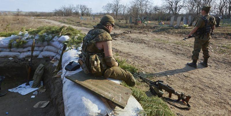 Боевики из 120-мм минометов обстреляли контрольный пост «Майорск»