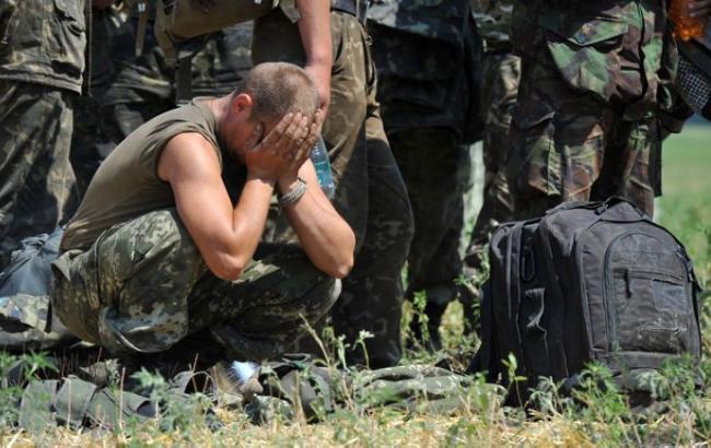 Боевики 77 раз обстреляли позиции сил АТО