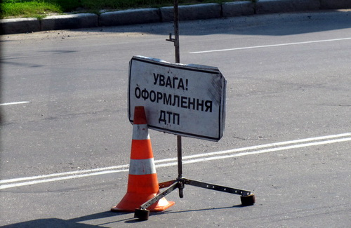Под Мариуполем перевернулась маршрутка: много пострадавших (ФОТО)
