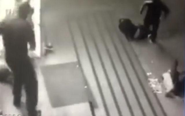 Экс-беркутовцы избили пятерых людей в Ровенской области (ВИДЕО)