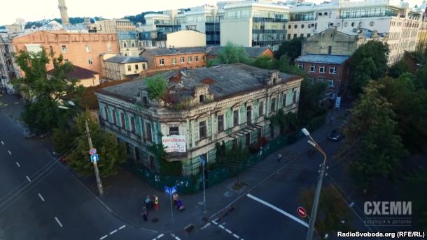 Заброшенное наследие Киева (расследование)