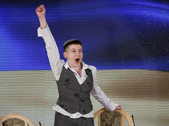 Савченко заявила о готовности возглавить Министерство обороны