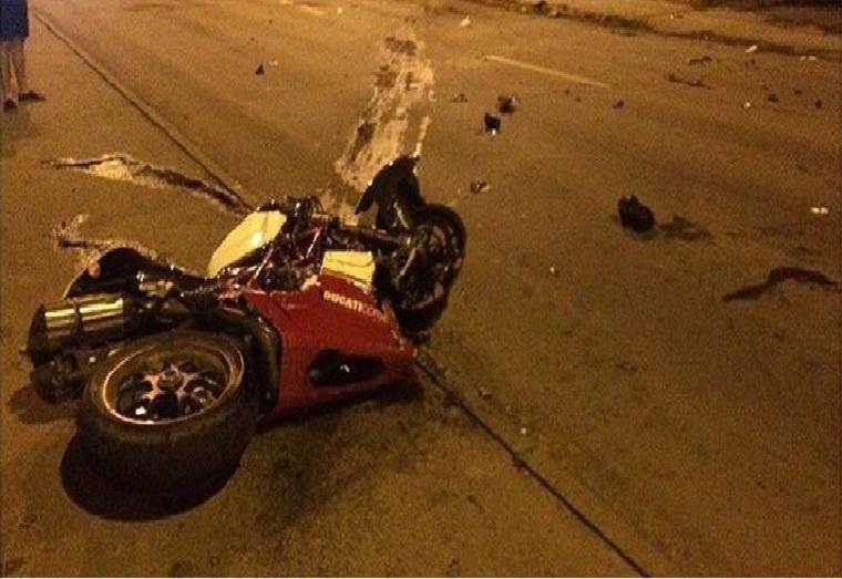 Из-за гибели мотоциклиста в Черновцах отстранили от работы четырех полицейских