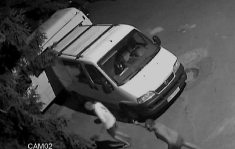 Сосед-наркоман учинил стрельбу, потому что против ремонта дома? (ВИДЕО)